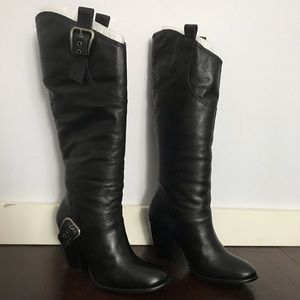 Matisse Women's 'Quaid' Leather Boots, Size 7